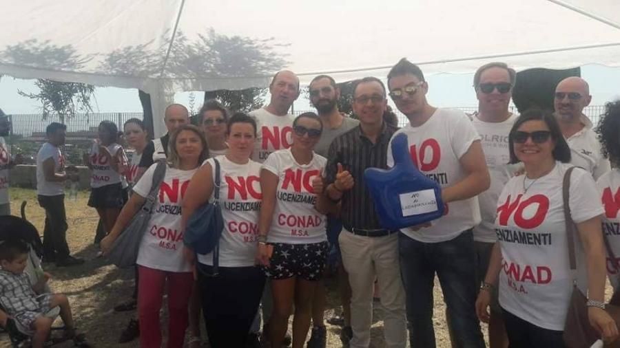 """FISASCAT-FILCAMS-UILTUCS FOGGIA: """"Assemblee a Manfredonia e San Severo per scongiurare il licenziamento dei lavoratori Conad"""""""