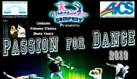 "A Peschici è ""passion for dance 2019"" con i talenti dell' asd ""fitness dance company""!"